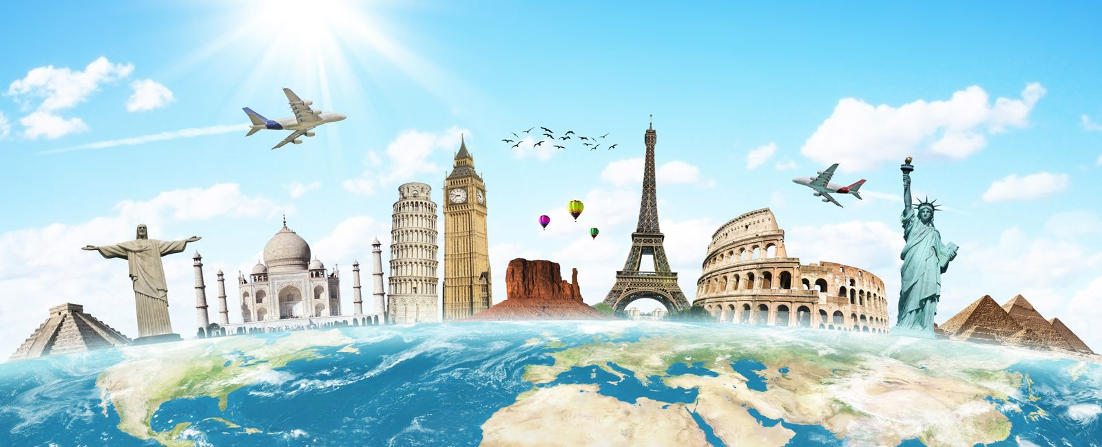 DISCOVER EUROPE IN 8 DAYS